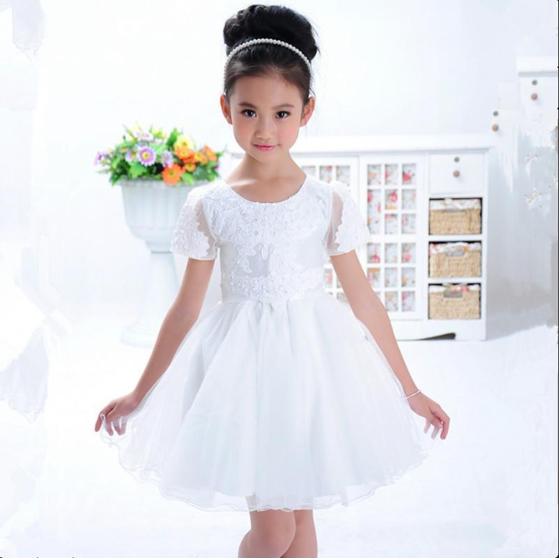 Buy 2016 girl s christmas dress the kids dance dress holiday dresses