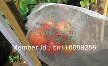 100pcs/lot. anti-insect screen.Insect control. Insect  net. Fly net for fruit or vegetable.15X20CM.Free shipping(China (Mainland))