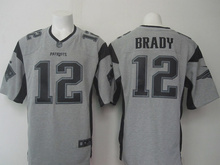 Top A Best quality 100% Stitiched,New England Patriots,Tom Brady,Rob Gronkowski with 50th SB patch(China (Mainland))