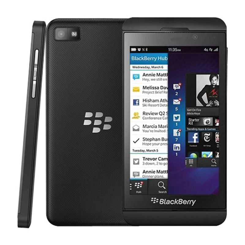 "Original Blackberry Z10 Dual Core 4.2"" TouchScreen 2GB RAM 16GB ROM 8MP Camera Blackberry os 3G&4G LTE Mobile Phone Refurbished(China (Mainland))"
