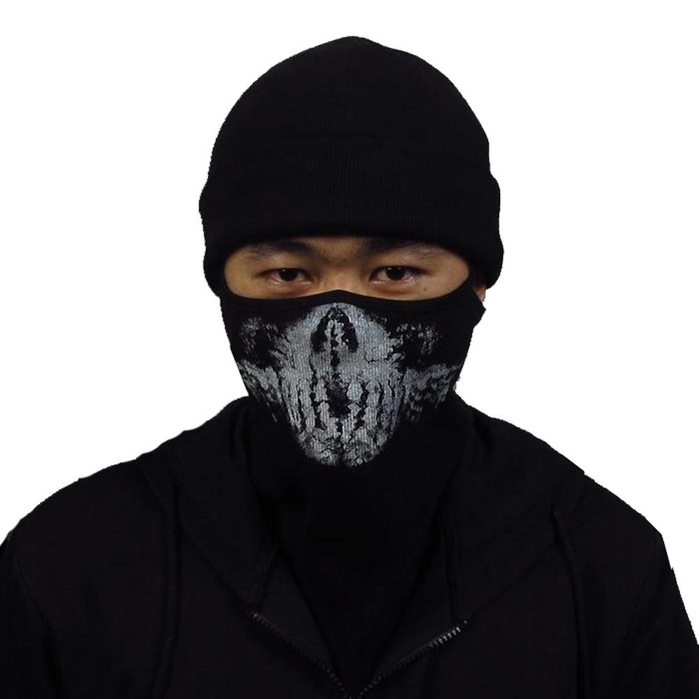 Full face mask neck warmer hood balaclava outdoor winter sports hats - Full Face Mask Neck Warmer Hood Balaclava Outdoor Winter Sports Hats 48