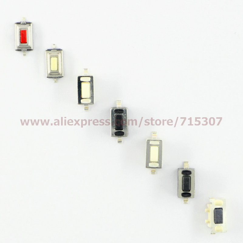 3*6 Tact Switch Kit smd commonly used 7 x 20=140pcs free shipping(China (Mainland))