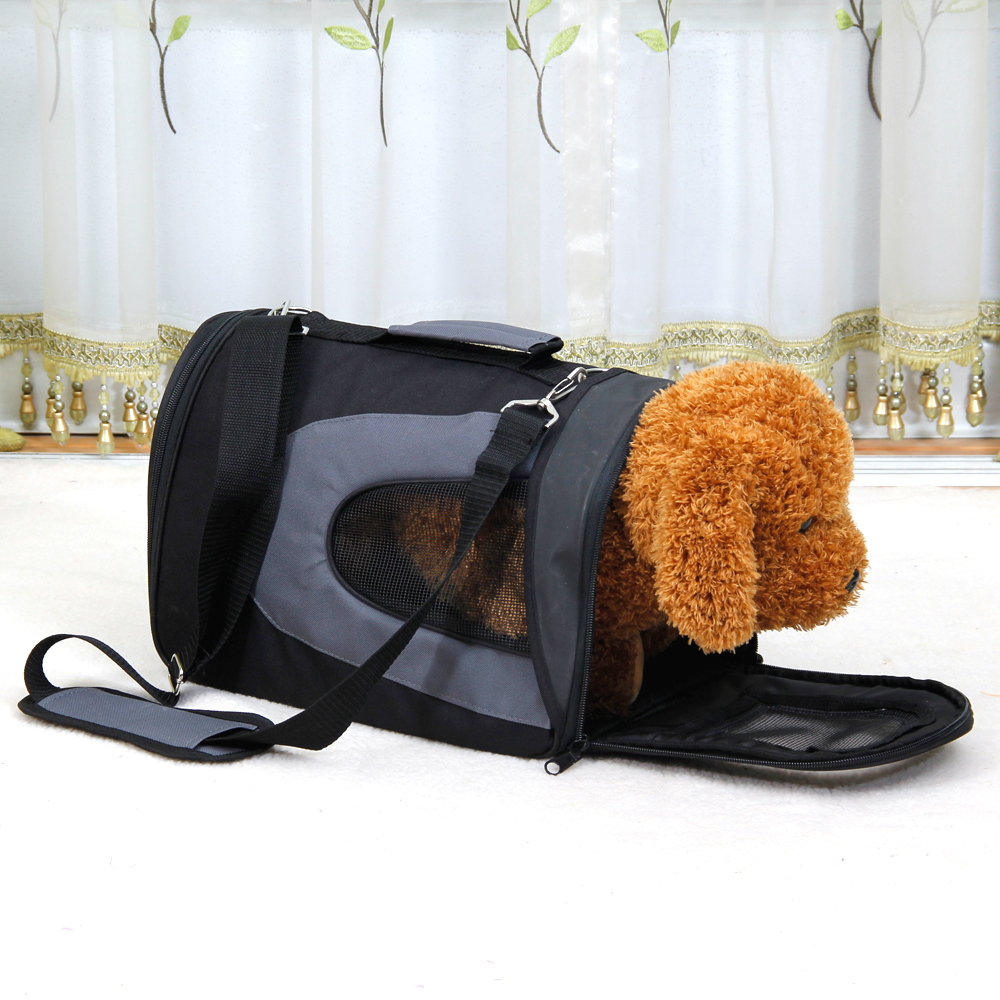 2016 New Arrival Free Shipping Pets Carrier Dog Cat Puppy Cat Dog Carrier for Small Dogs Trip Soft Carrier Bag Free Shipping(China (Mainland))