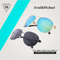 AM Original Authentic high quality professional Universal ultra light anti ultraviolet ray Top Quality Polarized Sunglasses