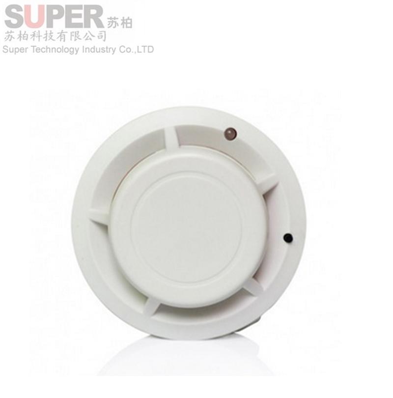 1201W 433mhz wireless fire alarm smoke detector 433MHZ for home alarm system wireless smoke alarm smoking detecting smoke sensor