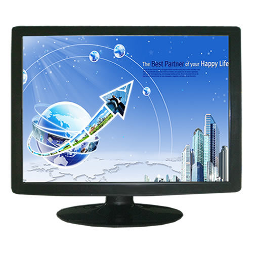 China Factory Desktop 21.5 inch Touch screen Monitor with 5-Wire Resitive touch panel(China (Mainland))