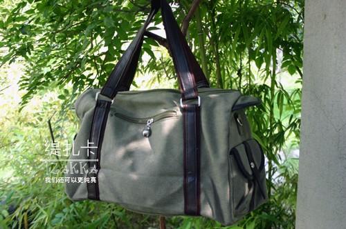 High Quality Japan Anime Totoro Canvas Students Travel Bag Two Colors Shoulder Bags Women Men Handbag