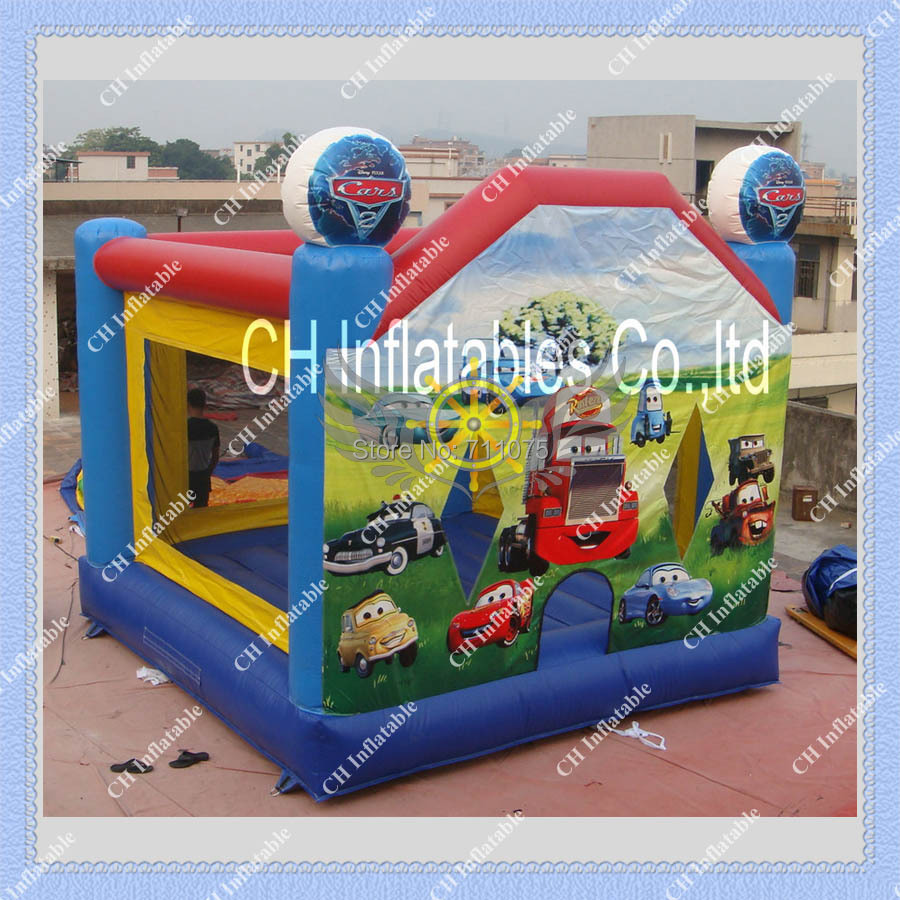 Cars Bounce Houses Bounce House/commercial