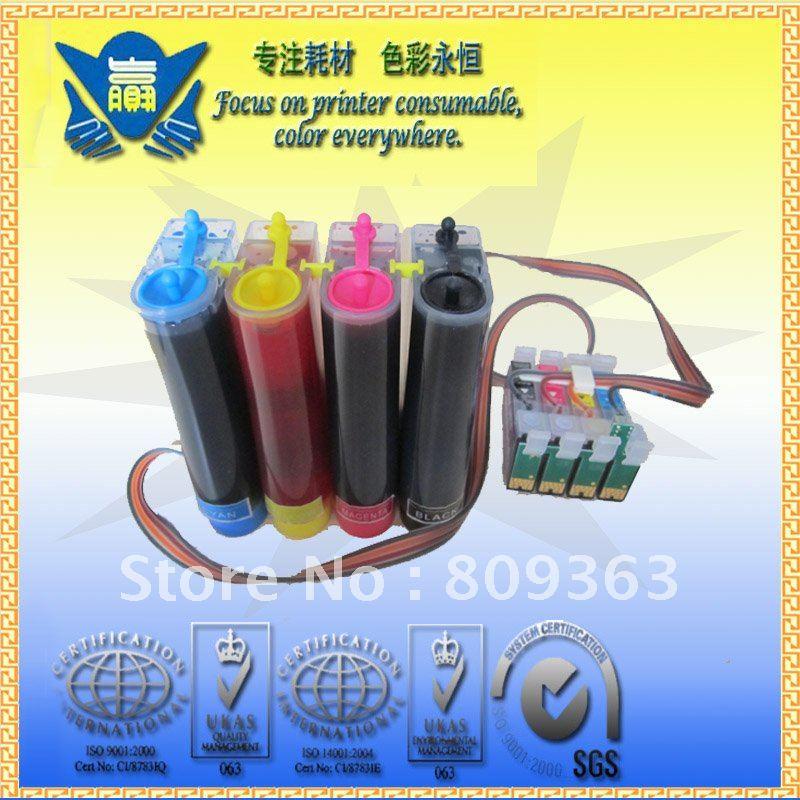 Система непрерывной подачи чернил Xinying Epson t0611/t0614 Epson Stylus D68/88/DX3800/DX3850/DX4200/DX4250/DX4800/DX4850 секатор fiskars powergear p 91 111510