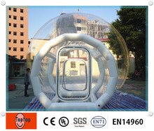 2016 Hot Sale Inflatable Bubble Tent Clear Tent for Recreation and Relaxation(China (Mainland))