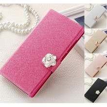 Buy M35H Case Silk Leather Flip Cover Sony Xperia SP M35H C5302 C5303 C 5303 C5306 Case Stand Wallet Coque for $4.19 in AliExpress store