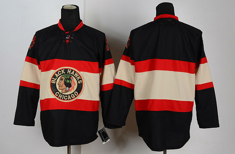 2013 new Ice Hockey Jersey, Chicago Black hawks hockey jersey, customized your name and number stitched, size 48-56,mix order(China (Mainland))