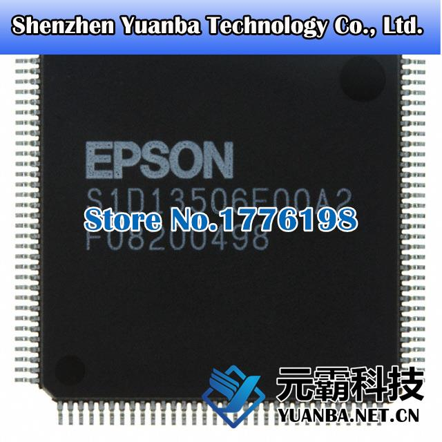 1PCS Free Shipping S1D13506F00A200 IC CONTROLLER CRT/LCD/TV 128-QFP(China (Mainland))