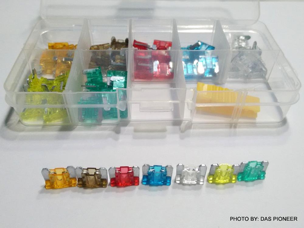 micro fuse 50pcs mixed fusivel box japan auto fuses boat truck blade car fuse 5a 7 jpg