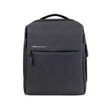 2016 New Arrival XiaoMi Backpack Women Men Bag Waterproof Laptops Bag Small Students Backpacks Minimal Art Business Style