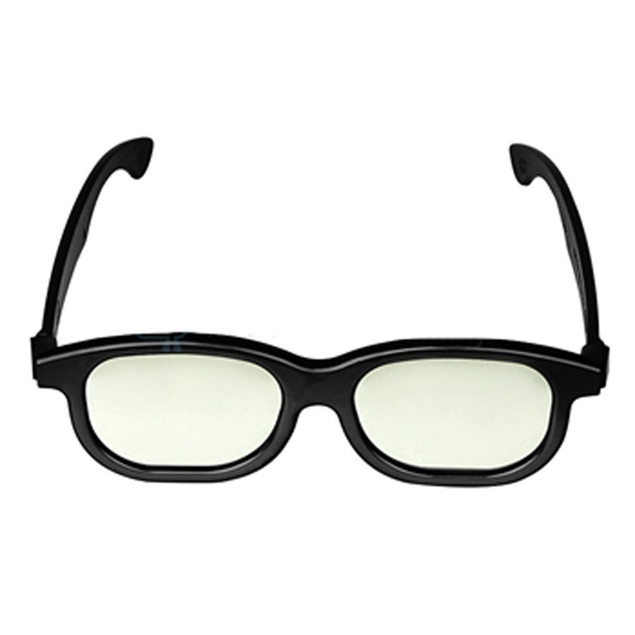 Wholesale imax 3d linear polarized glasses 3d glasses polarized filter viewer for 3-d movie passive 3/d(China (Mainland))