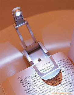 fully-automatic retractable folding book light  small night light (KH-11)