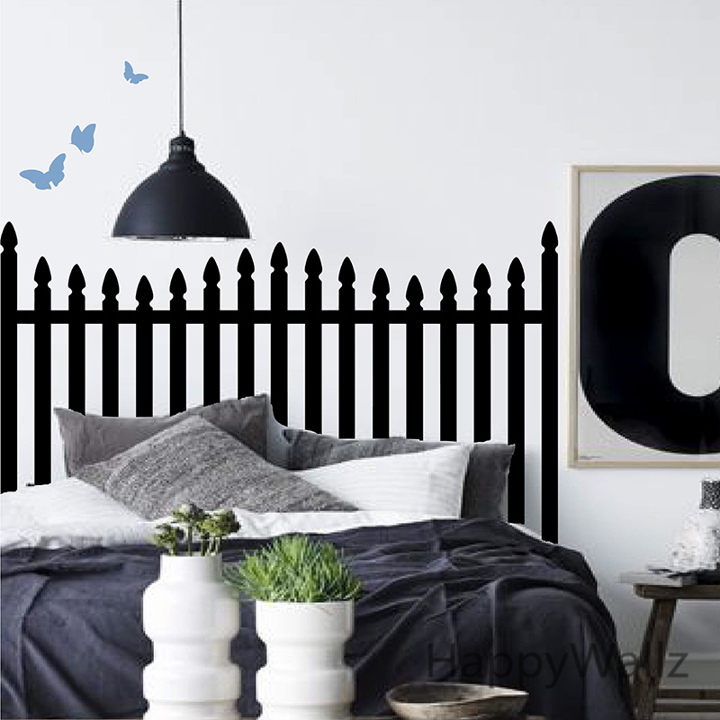 Stickers pony picture   more detailed picture about headboard wall ...