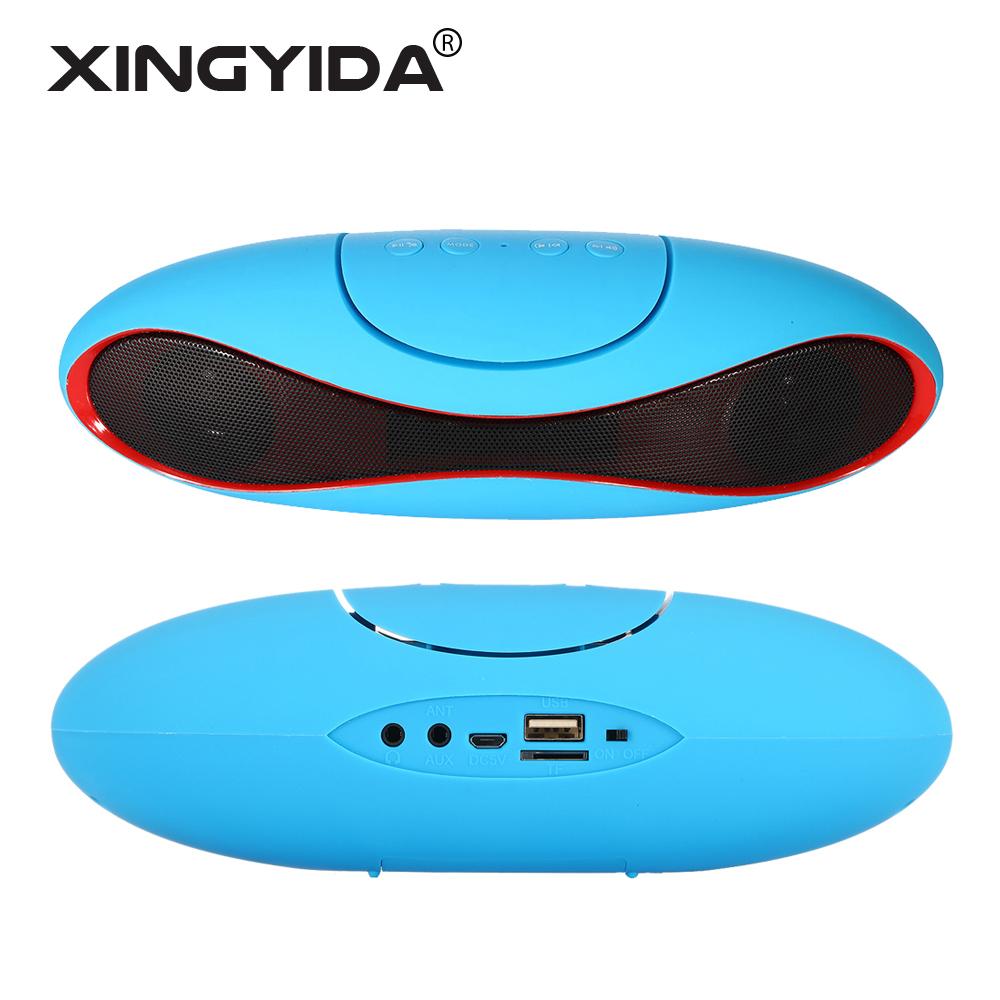 Mini Speaker Wireless Bluetooth Speakers Receiver FM Radio Support TF Card Super Bass Boombox Portable Audio Player Soundbar(China (Mainland))
