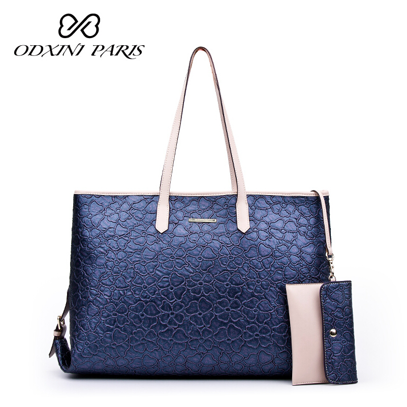 Famous brand of highquality dermis women bag   Casual fashion shopping bag Shoulder Messenger Bag  Combo package<br><br>Aliexpress