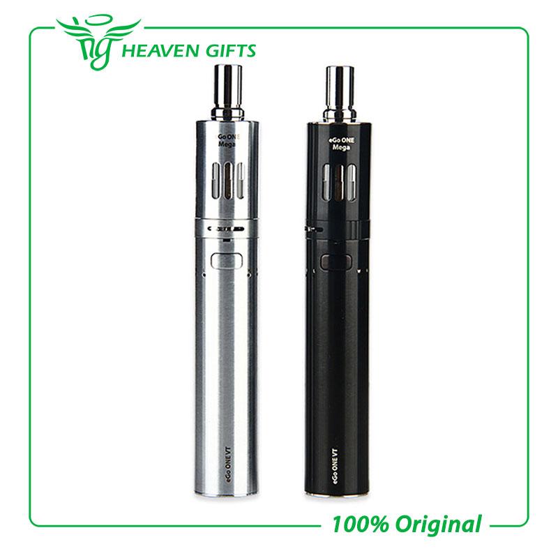 100% Original Joyetech eGo ONE VT Kit 2300mAh Battery with 4ml eGo One Mega Atomizer Electronic Cig Vape Pen T-Ti/VT-Ni/VW Modes(China (Mainland))