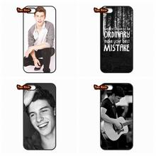 Buy iPhone SE Samsung Galaxy Ace 2 3 4 A3 A5 A7 J1 J5 J7 Core 2 Alpha A9 E5 E7 Funny Handsome Shawn Mendes Magcon Case Cover for $4.98 in AliExpress store