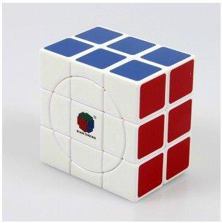 Diansheng Crazy 2x3x3 Cube Puzzle ,White, 2x3x3 Plus.(China (Mainland))