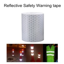 best selling 3M 10 pcs Reflective Strips Car Stickers for Motorcycle decoration Automobiles Safety Warning Mark Tape(China (Mainland))