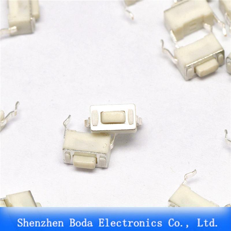 Wholesale 1000/Pack -3*6*4.3MM tact switch vertical 2 foot white free shipping.<br><br>Aliexpress
