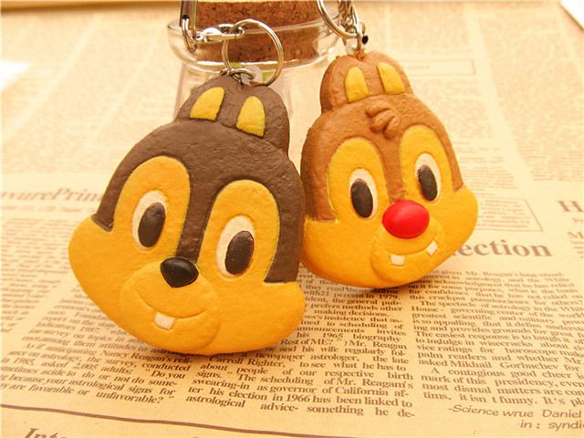 new original package squishy kuawaii cute squirrel cookies cell phone charm food toys 2015 free shipping(China (Mainland))