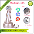 IMHZ Portable Ultrasound Infrared Therapy ems Microcurrent Face And Body Care Slimming Beauty Machine