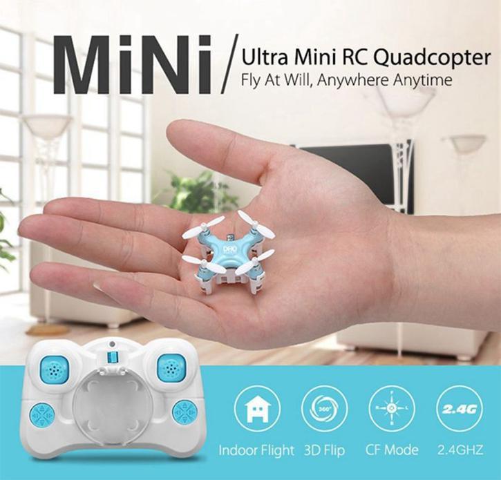 Intelligent remote control JJRC DHD D1 Supper Mini Pocket font b Drone b font 2 4G