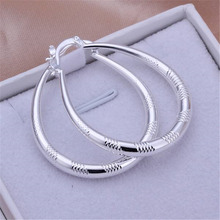 Bohemian lovely fashion cute silver women lady wedding earrings hot selling high quality fashion jewelry free shipping(China (Mainland))