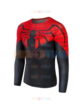 Superior Spider-Man Superhero 3D pattern Quick Dry T-shirt