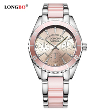 Buy LONGBO Brand Women Watch Ladies Quartz Watches Lady Wristwatch Relogio Feminino Montre relogio feminino Mujer 80303 for $12.99 in AliExpress store