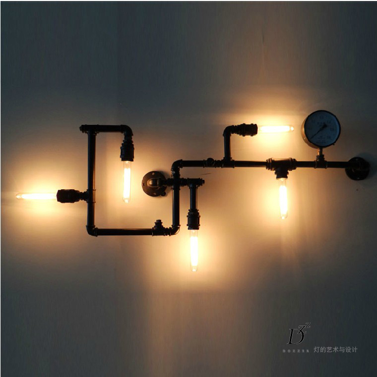 ... Cafe Club personality wall lights Picture in Wall Lamps from Store No
