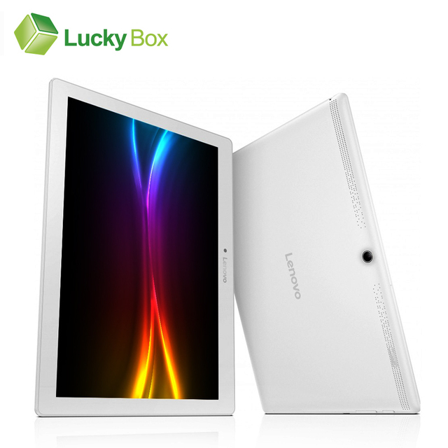 "Tablet 10.1 ""Lenovo Tab 2 A10-30F A10-30LC Tablet PC Qualcomm Android 5.1 1 ГБ RAM 16 ГБ ROM 1280*720 5MP 7000 мАч"