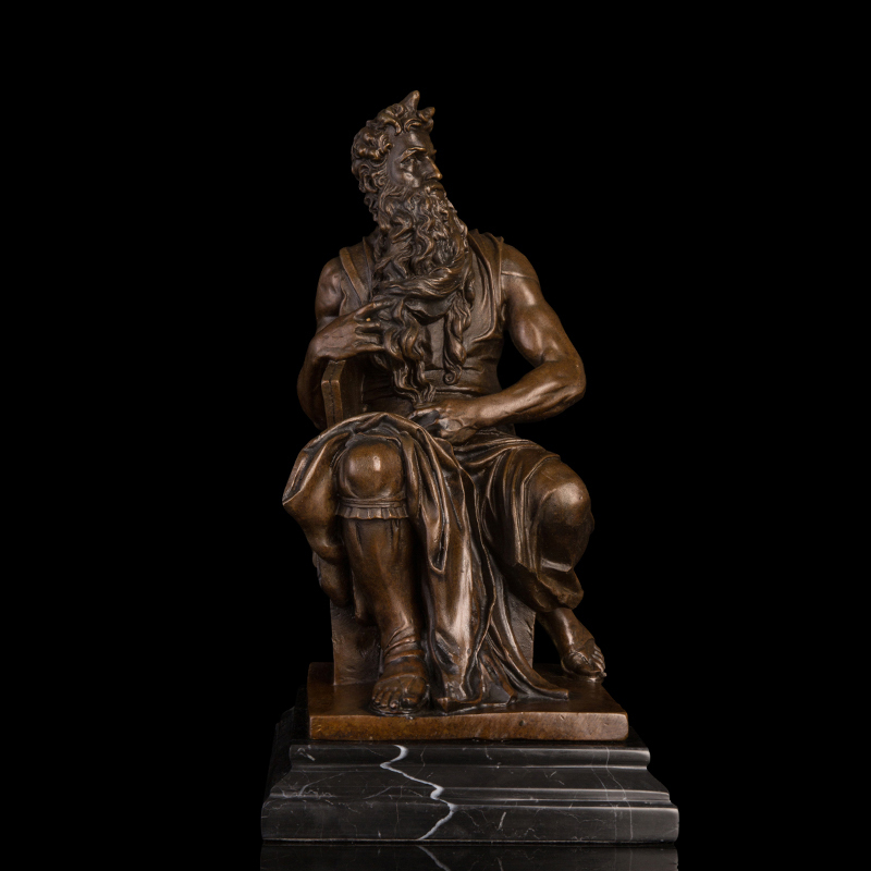 Online Buy Wholesale Moses Sculpture From China Moses