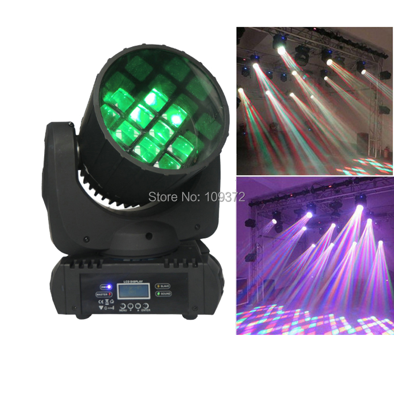 Hot Stage Decoration RGBW 4 1 Beam Mini Moving 12 x 10W Gobo DMX Led DJ Ball Lighting Effects Equipment, - RUILEMEI INDUSTRAL CO., LTD. store