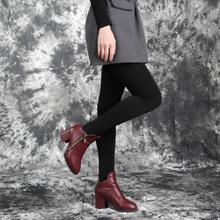 6 Colors Women Winter Slim Leggings Cashmere Warm Thick Footless Skinny Elastic Stretch Pants Top Quality Fast Free Shipping(China (Mainland))