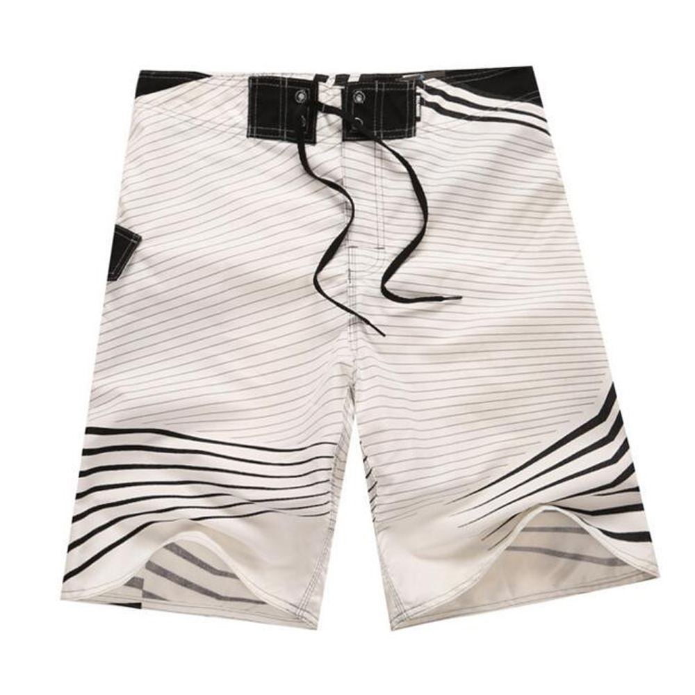 2016 summer Men's Clothing Beach Shorts Travel Men's beach Short Surf Board Beach Print Quick Dry Boardshorts(China (Mainland))