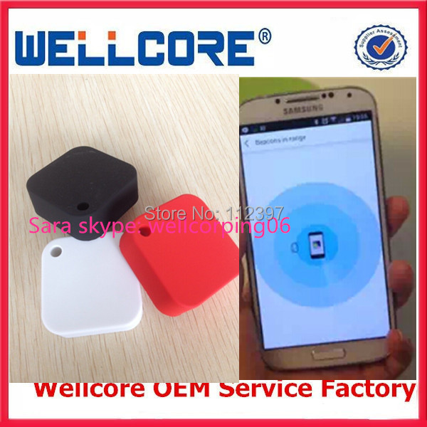Customize Case Housing for bluetooth transmitter module ble beacon Advertise iBeacon module with battery holder for iBeacon(China (Mainland))