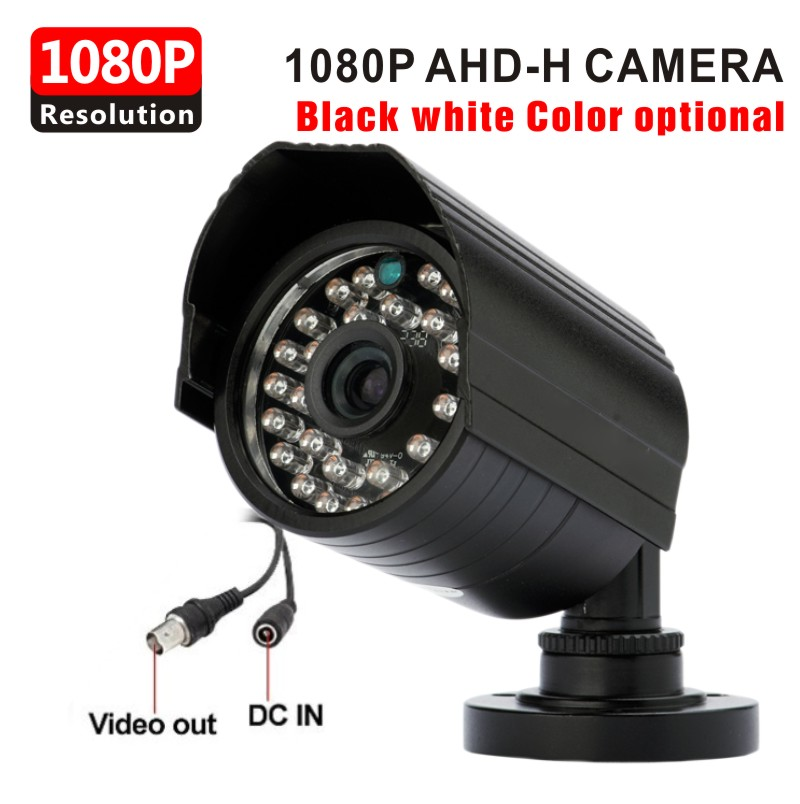 AHD High Definition Analog security Camera 2MP Full 1080P AHD-H CCTV Camera Security Outdoor IR Cut Filter cctv ahdH dvr(China (Mainland))