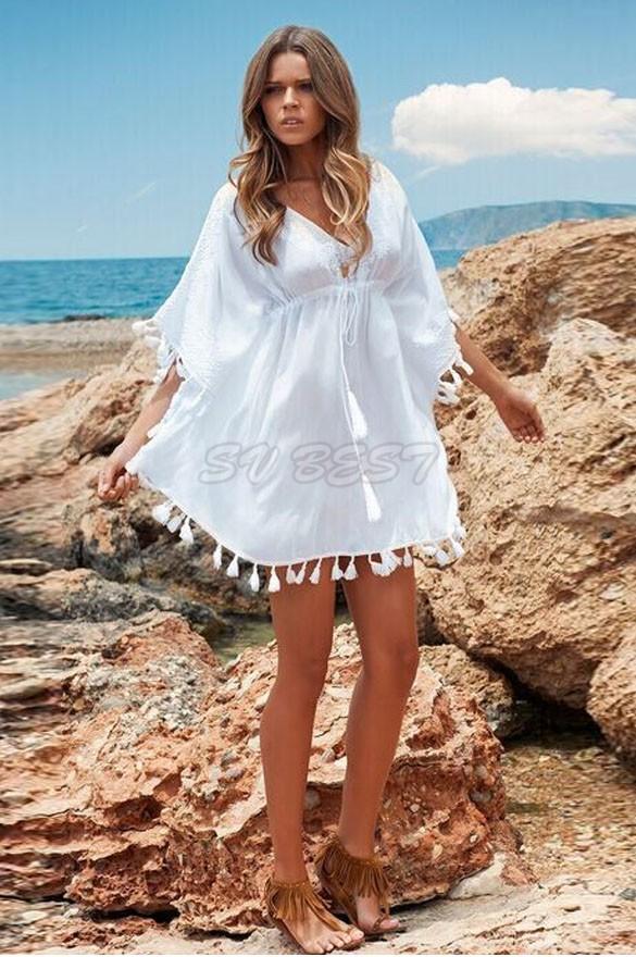 купить Женская туника для пляжа Brand New#S_B 2015 V 18 ### недорого