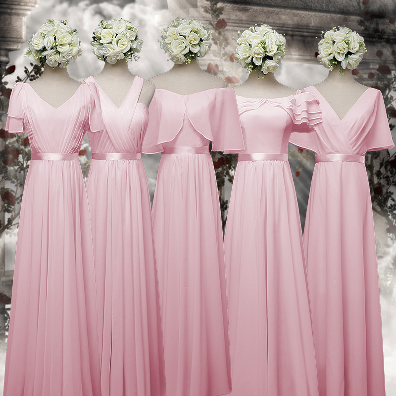 New wedding dresses for young: Gold bridesmaid dresses aliexpress