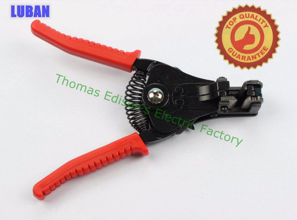 HS-700B Self-Adjusting insulation Wire Stripper automatic wire strippers stripping range 0.5-6mm2 With High Quality TOOL<br><br>Aliexpress
