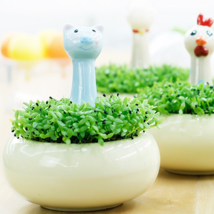 Online Buy Wholesale Animal Flower Planters From China