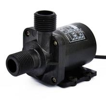 1pcs Electric Centrifugal Water Pump DC 12V 3.8M Magnetic Hot  High Quality(China (Mainland))