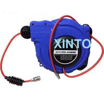 8X5MM 25M Automotive air hose reel, Automatic retractable reel(China (Mainland))