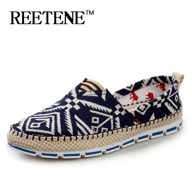 Корейский Мужская Повседневная Обувь Дышащий Loafer Обувь Мужчин Высокого Качества ...